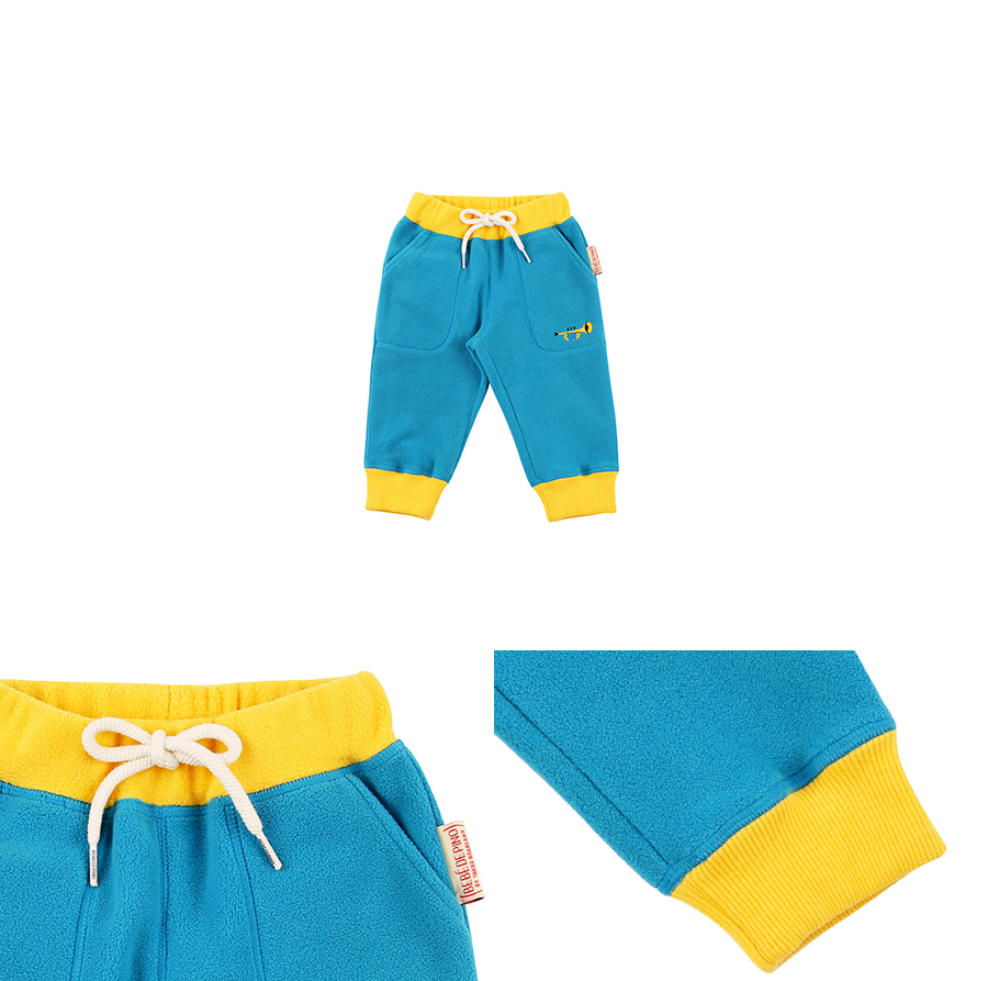 Trumpet baby polar fleece pants 상세 이미지