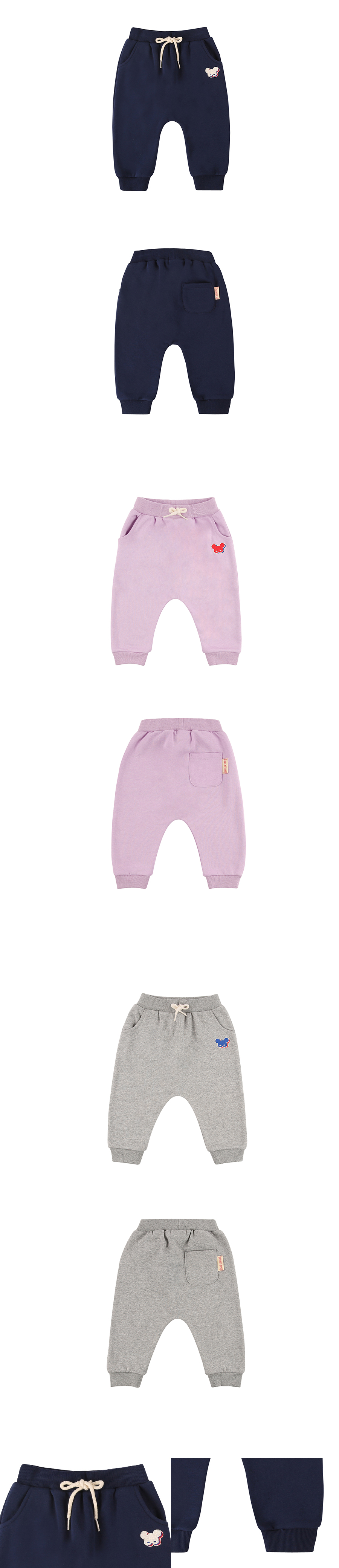 Basic baby shadow pino sweatpants 상세 이미지