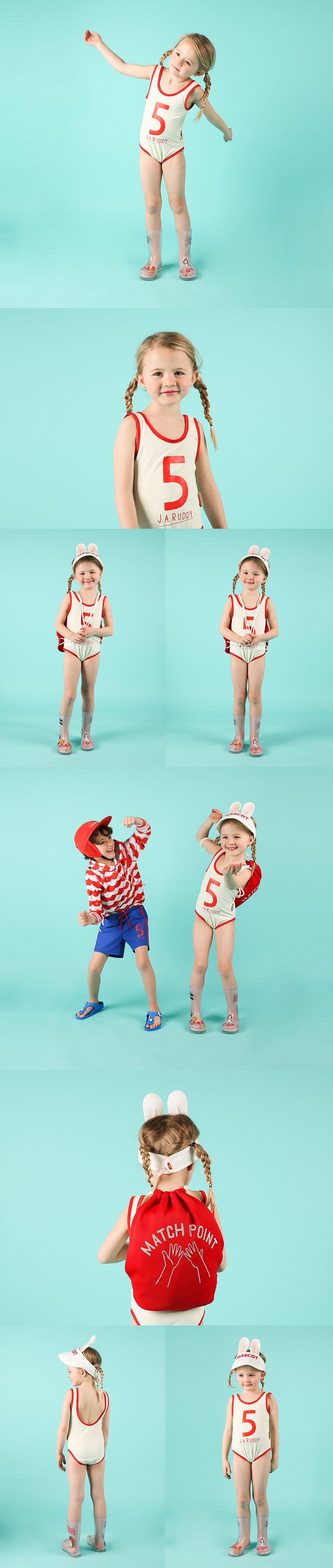 Number 5 ruddy swimsuit 상세 이미지
