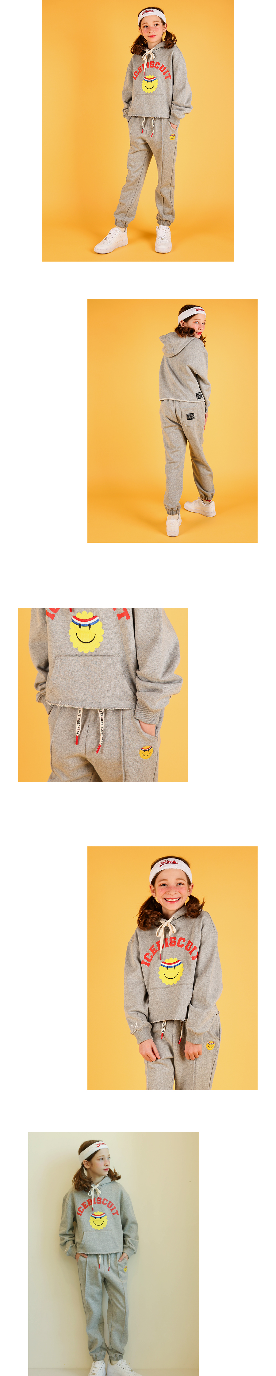 Icebiscuit player sweatpants 상세 이미지