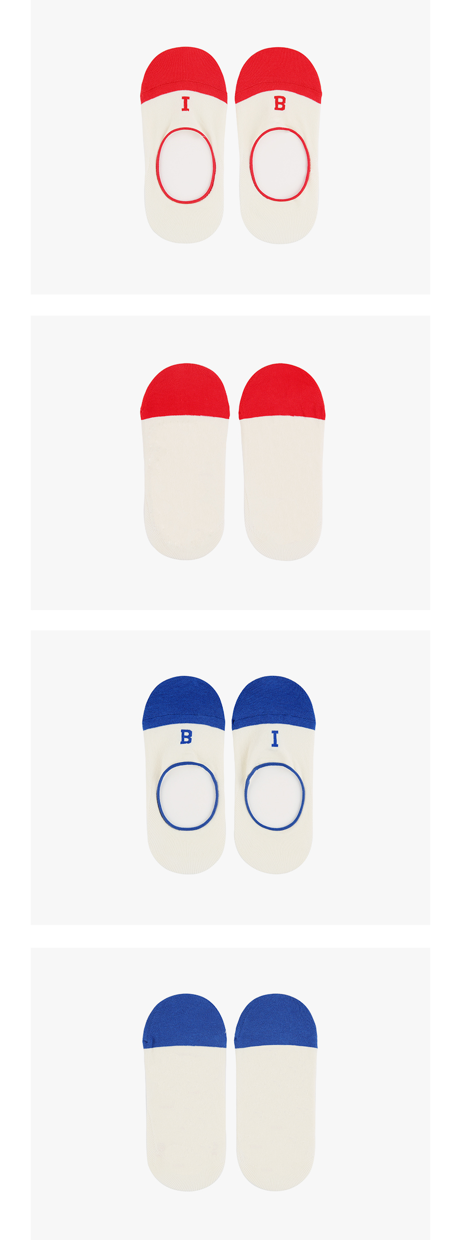 IB Foot cover socks 상세 이미지