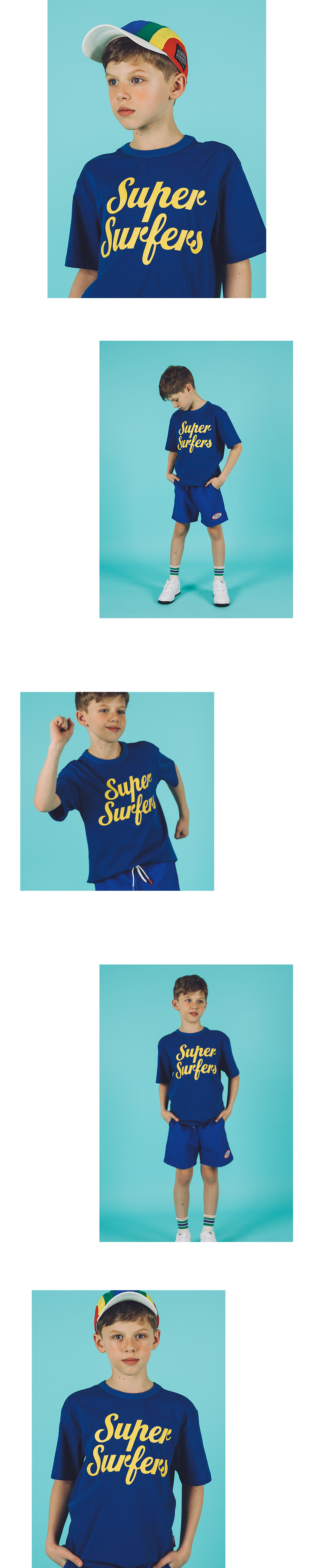 Super surfers short sleeve tee 상세 이미지
